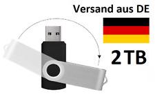 2 TB USB STICK FESTPLATTE SPEICHERMEDIUM