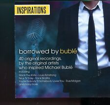 Inspirations - Borrowed By Buble - Artists Who Inspired Michael Buble - 2CD