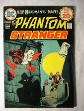 The Phantom Stranger #33 (Oct-Nov 1974, DC) First Print VF