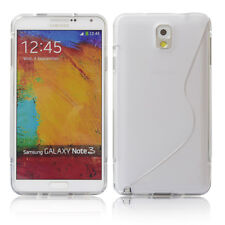 S Line TPU Soft (clear) Case Cover for Samsung Galaxy Note 3 III N9000