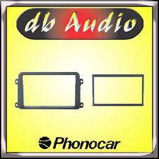 Phonocar 3/461 Mascherina Autoradio VW Golf V 5 2 DIN Adattatore Cornice Radio