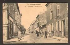 LUNEVILLE (54) CHARRON & QUINCAILLERIE animé en 1906