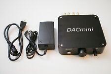 CEntrance DACmini PX Headphone Amplifier D/A Converter SPDIF USB 192 kHz Class A