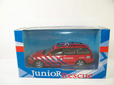 CARARAMA JUNIOR RESCUE VW PASSAT ESTATE ' BRANDWEER ' MINT BOXED 1:43