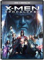 X-Men: Apocalypse [New DVD] Ac-3/Dolby Digital, Digitally Mastered In Hd, Dolb