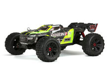 Arrma Kraton 8S 4WD BLX 1/5 Scale Brushless Huge Fast RC Monster Truck Green New