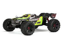 Arrma Kraton 8S 4WD BLX 1/5 Escala Sin escobillas enorme rápido RC Monster Truck verde nuevo