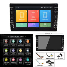 9in 1Din Car Stereo Radio Quad-core Android 8.1 Bluetooth GPS MP5 Player 1+16GB