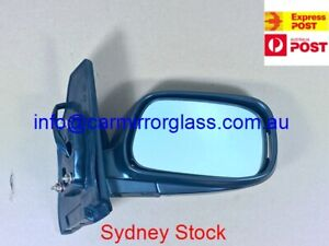 NEW DOOR MIRROR FOR TOYOTA COROLLA 08/2000-04/2004 ZRE122 RIGHT DRIVER SIDE
