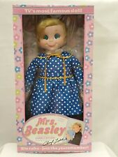 "New In Box/Vintage Mrs. Beasley Talking Collectible Doll ""Family Affair"" 2000"