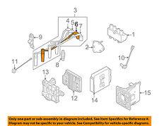 Chevrolet GM OEM 07-08 Aveo 1.6L-L4-Ignition Spark Plug Wire Set 96497776