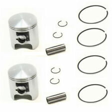2 Piston Kits YAMAHA EXCITER II 570- 569cc ('91-93) 73.00MM