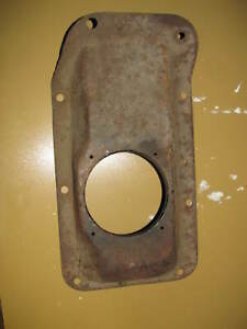 WILLYS Floor Cover Section Tunnel Manual Transmission CJ2A CJ3A