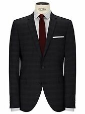 John Lewis Selected Homme Milled Prince Of Wales Check Weave Blazer Size 38L