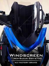 WINDSCREEN ABS AIR ROCK V.1 For SUZUKI GSX S 750 2017