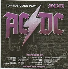 Top Musicians Play-AC/DC (2009)