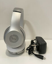 Beats by Dr. Dre Solo3 Wireless Headphones - Silver