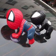 Car SUV Body/Window/Windshield Cartoon Spiderman Doll Sucker Decoration Toy