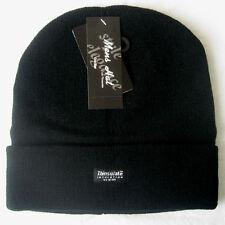 Bonnet avec surtaxe Thinsulate Bonnet tricoté avec doublure polaire noir