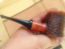pipa SANTAMBROGIO POKER bulldog briar pipe Hand made Italy n.990 gr.63 oz.2,2
