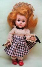 1957 Vogue Ginny Bend Knee Walker Cute Original Dress