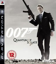 James Bond Quantum of Solace PS3 NEW and Sealed Original UK Release