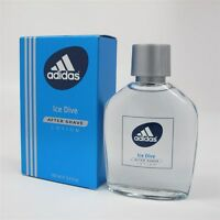 ICE DIVE by Adidas 100 ml/ 3.4 oz After Shave Lotion NIB
