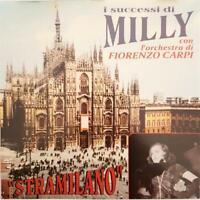 Milly (3) Con L'Orchestra Di Fiorenzo Carpi* (I Successi Di Milly) CD