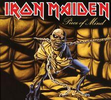 Iron Maiden - Piece Of Mind, 1 Audio-CD (Remastered Edition)