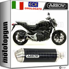 ARROW SCARICO OMOLOGATO RACE-TECH ALLUMINIO NERO HONDA NC 700 X 2012 12 2013 13