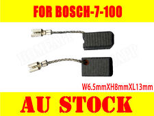 Carbon Brushes For Bosch Grinder 6.5X8mm GWS ,1619P02870 7-100,7-125,1619P02892