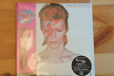 Rare David Bowie Aladdin Sane MINI Vinyl CD Edition TOCP Japan SHMCD