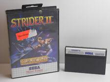 Strider II / 2 für Sega Master System