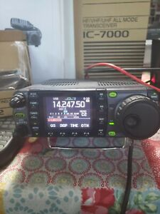 ;@@K ICOM IC -7000 VHF,UHF,ISB,USB HF MOBILE OR BASE transceiver