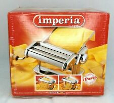 Noodle Pasta Maker IMPERIA Italy Dal 1932 Pasta Making Machine Roller