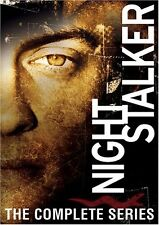 Night Stalker: The Complete Series Reboot Stuart Townsend Box / DVD Set NEW!