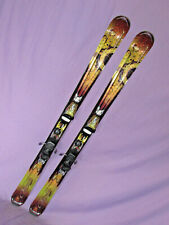 New listing Nordica Olympia Conquer women's skis 154cm w/ Nordica Npro adjustable bindings ~