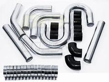 """Pre-Fix 3"""" Universal Aluminum Piping Kit, Mandrel Bent 18L"""