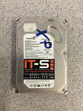 "Seagate Barracuda ST3160812AS 160GB SATA Festplatte 3,5"""