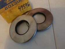 1949 50 51 52 53 54 55 56  NASH STATESMAN HUDSON WASP Rear Wheel Inner Seals NOS
