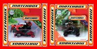 MATCHBOX 2020   POLARIS RZR  + POLARIS SLINGSHOT      NEU&OVP