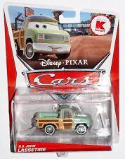 CARS 2 - R.S. JOHN LASSETIRE KMart Exclusive - Disney Pixar