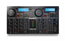 NUMARK CDMIX USB - DJ DUAL CD / MEDIA PLAYER w/ MIXER - MP3 / Authorized Dealer