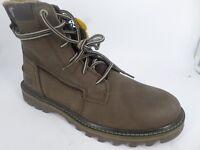 Caterpillar Mens Swingshift Fur Ankle Boots Wide Fit UK 8 EU 42 LN088 AE 01