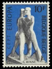 """BELGIUM 869 (Mi1767) - Europa """"Solidarity"""" by Georges Minne (pa13672)"""