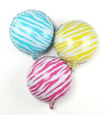 Unbranded Animals Round Party Balloons