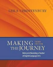 Making the Journey, Third Edition: Being and Becoming a Teacher of English Langu