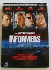 DVD INFORMERS - Billy Bob THORNTON / Kim BASINGER / Mickey ROURKE / Winona RYDER
