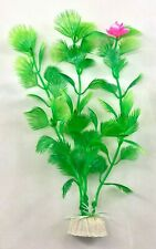 "(10 Pack) 8"" Artificial Aquarium Plant Plastic Decoration - Fast Shipping!"