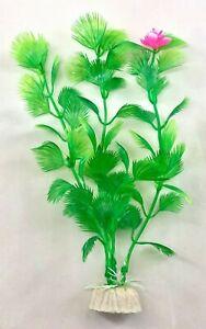"(10 Pack) 8"" Artificial Aquarium Plant Plastic Decoration - Fast Shipping!"